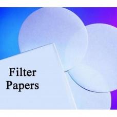 Papier filtracyjny 15cm - 5szt