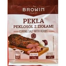 Peklosól z ziołami 67g - Pekla