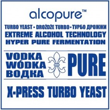 Drożdże do Bimbru - Alcopure Vodka Pure