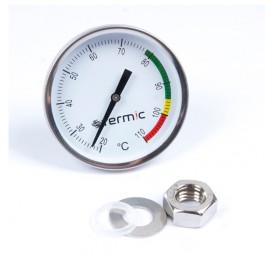 Termometr do destylatorów lub wędzarni