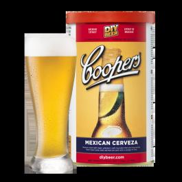 Koncentrat do wyrobu 23L piwa - Coopers Mexican Cerveza