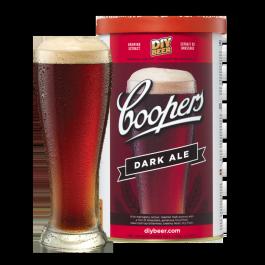 Koncentrat do wyrobu 23L piwa - Coopers Dark Ale