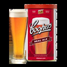 Koncentrat do wyrobu 23L piwa - Coopers Real Ale