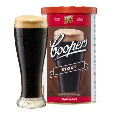Koncentrat do wyrobu 23L piwa - Coopers Stout