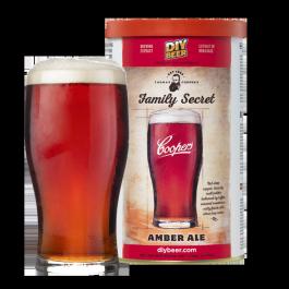 Koncentrat do wyrobu 23L piwa - Coopers Amber Ale
